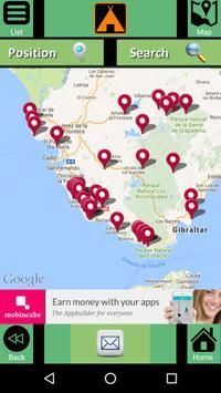 Camping Spain Portugal screenshot 9