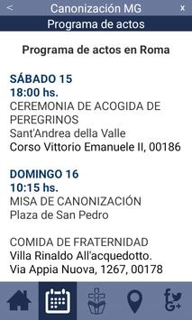 Canonización Manuel González apk screenshot