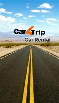Car4Trip - Rent a Car poster
