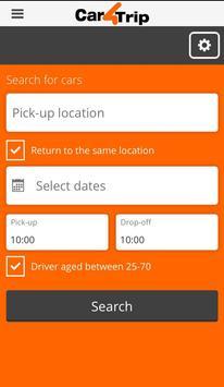 Car4Trip - Rent a Car screenshot 1