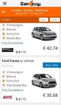 Car4Trip - Rent a Car screenshot 3