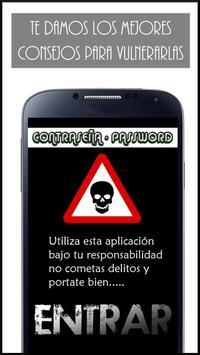 Proteger tu contraseña screenshot 1