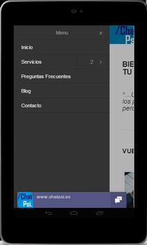 Psicología Chat Psi screenshot 16