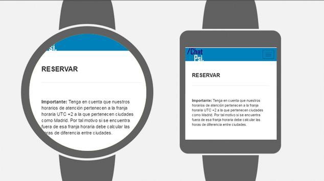 Psicología Chat Psi screenshot 26