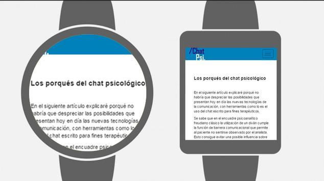 Psicología Chat Psi screenshot 29