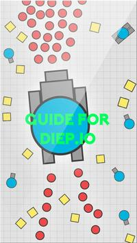 Guide And Cheats for Diep.io poster