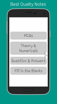 Chemistry (11th) apk screenshot