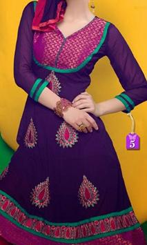 Churidar Neck Designs apk screenshot