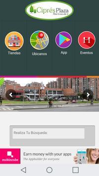 Cipres Plaza Centro Comercial poster