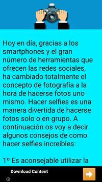 Como Hacer Un Selfie (Guía) poster