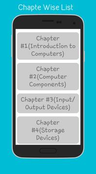 Computer Science (9th) apk screenshot