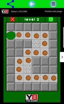 Cookie Chomp (Game by Nistor) screenshot 7