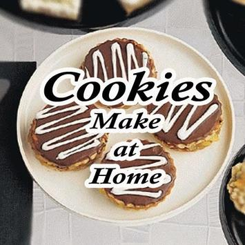 Cookies - Home Made poster