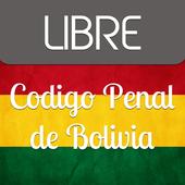 Código Penal Bolivia 2016 icon