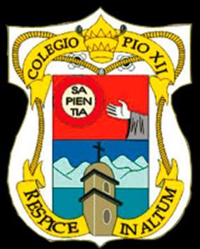 COLEGIO PIO XII  CALI poster
