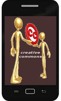 creative commons poster