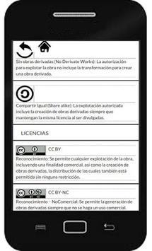 creative commons apk screenshot