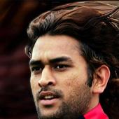 Cricketer's Hair n Beard Style icon