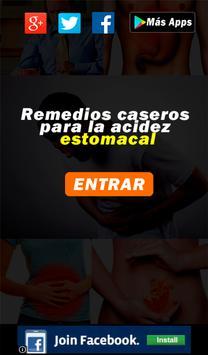 Elimina la Acidez Estomacal screenshot 4