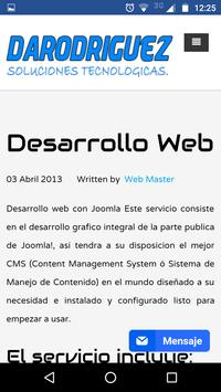 DarodrigueZ apk screenshot