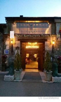 Hotel Venta Juanilla poster