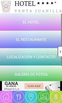 Hotel Venta Juanilla apk screenshot