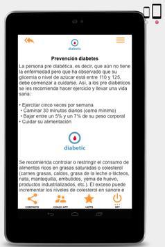 Guía fácil de la Diabetes 2019.Info sobre Diabetes screenshot 3