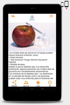 Guía fácil de la Diabetes 2019.Info sobre Diabetes screenshot 1