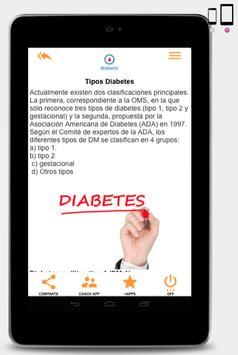 Guía fácil de la Diabetes 2019.Info sobre Diabetes screenshot 4