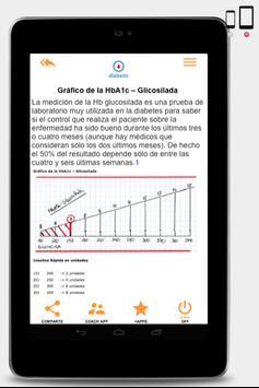 Guía fácil de la Diabetes 2019.Info sobre Diabetes screenshot 5