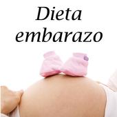 Dieta Embarazo icon