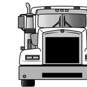 Draw Semi Trucks icon