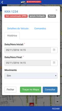 Dudu Rastreamento apk screenshot