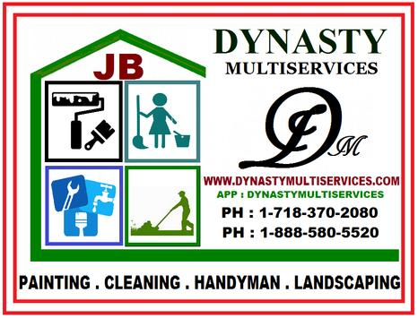 DYNASTY MULTISERVICES poster