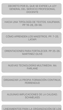 EMóvil: Preescolar Supervisor screenshot 3