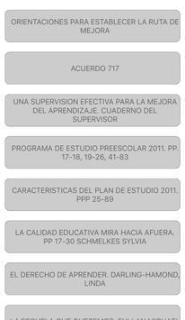 EMóvil: Preescolar Supervisor screenshot 1
