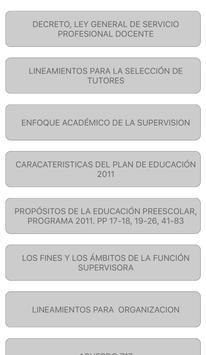 EMóvil: Preescolar Supervisor screenshot 2