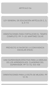 EMóvil: Preescolar Supervisor screenshot 4
