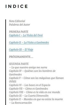 Especial OVNIS Ganímedes ebook screenshot 1