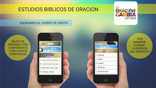Estudios Biblicos de Oracion apk screenshot
