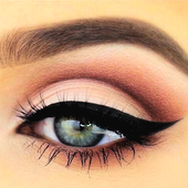 Eyes makeup official icon