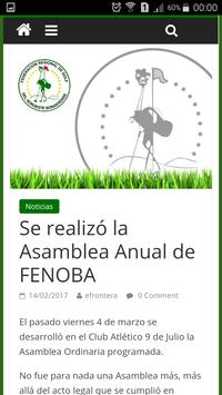 FENOBA Golf screenshot 1
