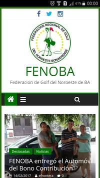 FENOBA Golf screenshot 4