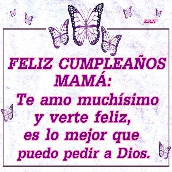 Feliz Cumpleaños Mama Imágenes Frases для андроид скачать Apk