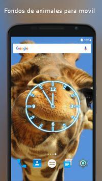 Fondo pantalla Animales apk screenshot