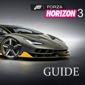 New Guide for Forza Horizon 3 icon