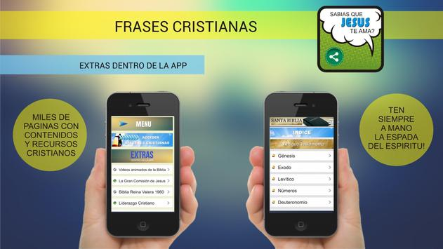 Frases Cristianas apk screenshot