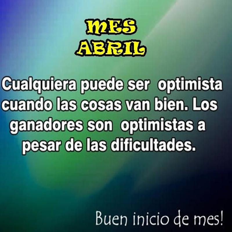 Frases De Abril Gratis For Android Apk Download