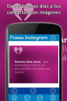 Frases Buenos Dias Amor-Grupo poster