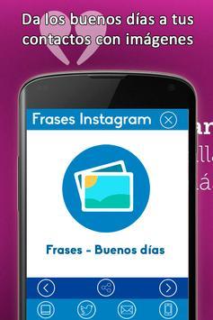 Frases Buenos Dias Amor-Grupo apk screenshot